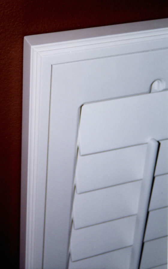 Frame Styles By Bayside Shutters